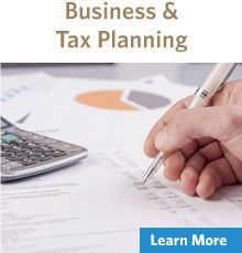 Business & Tax Planning