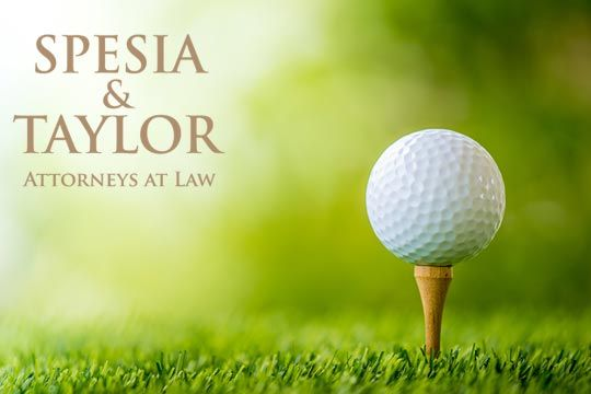 Spesia & Taylor support police chief whitey miller golf classic