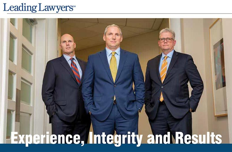 Spesia & Taylor Featured in Leading Lawyers Magazine