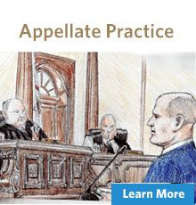 Appellate Practice | Spesia & Taylor