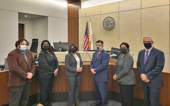 Will County Bar association committee